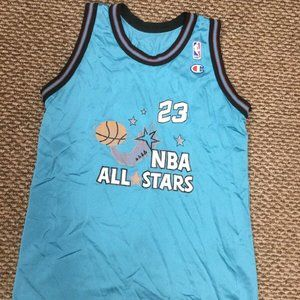 Chicago Bulls Michael Jordan All Star Jersey Youth